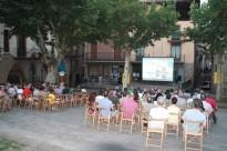 Un centenar de persones veuen a Solsona Las cloacas de Interior