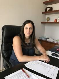 Sara Alarcón es reincorpora al Consell Comarcal després de la baixa per maternitat