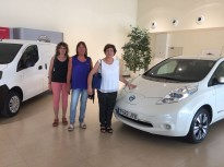 Vés a: La Diputació de Girona i Nissan firmen un acord per promoure el vehicle elèctric
