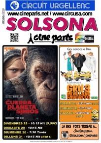 Vés a: Guanyadors d'entrades al Cine París