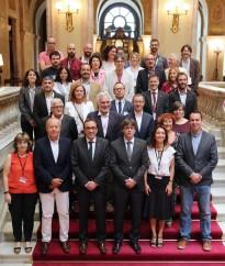 Vés a: El TC també suspèn la llei catalana de canvi climàtic