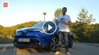 Vés a: VÍDEO Prova Toyota C-HR: un SUV híbrid que trenca motlles