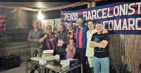 Vés a: Visita del President de la Penya Barcelonista de Ponts a la Penya Barcelonista Solsona i Comarca