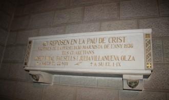 Pelegrinatge a la Basílica de la Sagrada Família de Barcelona amb motiu de les beatificacions dels màrtirs claretians