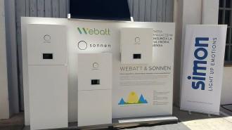 Vés a: Dues empreses garrotxines creen WeBatt Energia, una companyia de bateries elèctriques d'ús domèstic