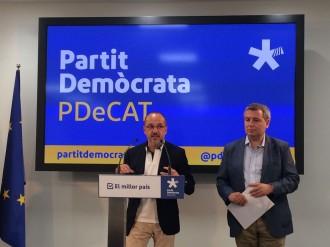 Vés a: El PDECat porta a la Fiscalia les conclusions de la comissió de l'«operació Catalunya»