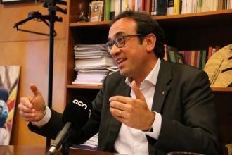 Vés a: El «consell des de la presó» de Josep Rull per a tots els pares