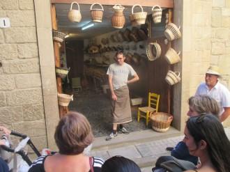 Visites gastronòmiques pel nucli antic, la proposta del Tasta Solsona