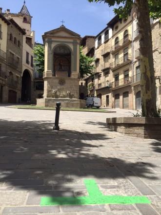 Els veïns de Sant Joan i Sant Salvador de Solsona ja poden sol·licitar la tarja de resident per a les zones verdes