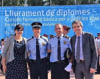 S'estabilitza la plantilla de la Policia Local de Solsona amb 12 efectius i amb previsions d'ampliar-se