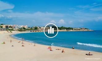 Vés a: MAPA Consulta l'estat de totes les platges catalanes en temps real