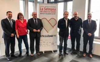 Vés a: Jaume Cabré i Paul Auster, grans protagonistes de La Setmana del llibre en català