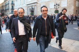Vés a: Turull, Rull i Ponsatí acompanyaran Puigdemont al capdavant de Junts per Catalunya