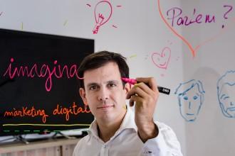 Vés a: Dani Casanovas, perfil propi entre el màrqueting i l'estratègia digital