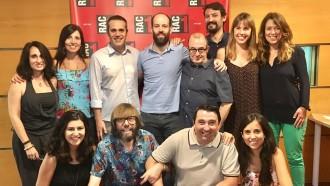 Vés a: Joan Lluís Garcia dirigirà la versió d'estiu d'«El món a RAC1»