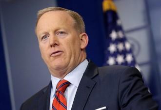 Vés a: Dimiteix el secretari de premsa de Donald Trump, Sean Spicer