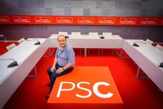 Miquel Iceta: «Si considerés que hi ha un delicte en l''operació Catalunya' estaria a la porta de la Fiscalia»