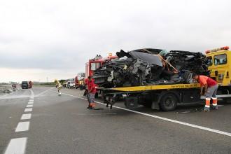 Vés a: Diumenge tràgic a les carreteres: dos morts a la C-14 a Alcover i un tercer a  l'N-II a Masnou