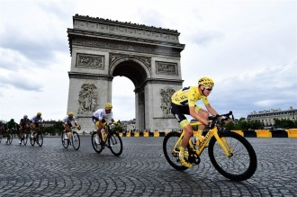 Vés a: Froome corona el Tour i suma el seu quart títol en cinc anys