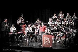 Els cardonins Firabar Big Band portaran el seu jazz a la plaça de Sant Joan