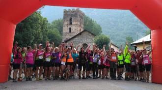 La Marxa de les Valls de Cardós celebra l'edició més concorreguda
