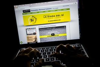 Vés a: Repunt dels ciberatacs a les entitats sobiranistes en la recta final cap a l'1-O