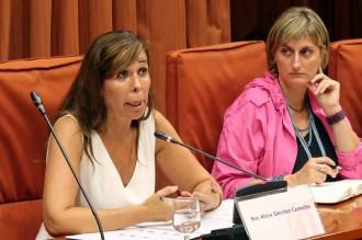 Vés a: Sánchez-Camacho, al Parlament: «No tinc cap fiscal de confiança»