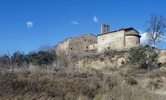 L'església de Sant Jaume d'Olzinelles, patrimoni del dia de la Diputació