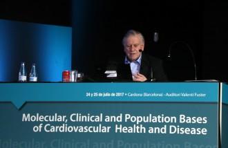 Fuster aposta pels hàbits de vida saludables per combatre l'«epidèmia cardiovascular»