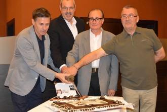 El Gremi d'Hoteleria i Turisme del Bages celebra els seus 40 anys