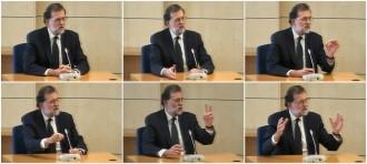 Vés a: Tot el que Rajoy no ha respost al judici de Gürtel: de la caixa B del PP al viatge familiar a les Canàries