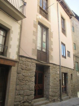 El Consell Comarcal arranjarà una part de la coberta de l'edifici de Cal Porrer