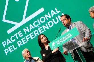 Vés a: Joan Ignasi Elena declara avui a la Guàrdia Civil pel web del Pacte pel Referèndum