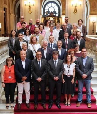 Vés a: El Parlament aprova la Llei de canvi climàtic més potent del sud d'Europa
