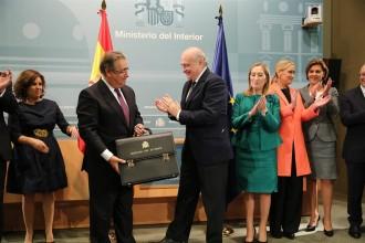 El govern espanyol redissenya la cúpula d'Interior després de l'«operació Catalunya»