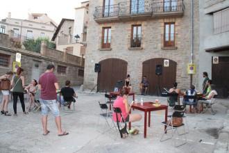 Tarda d'estiu i activitats al Casal Popular la Fura