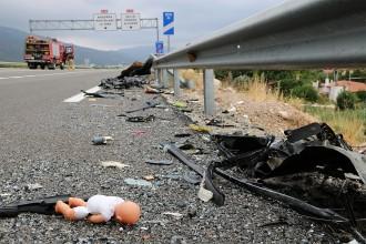 Juliol negre a les carreteres catalanes