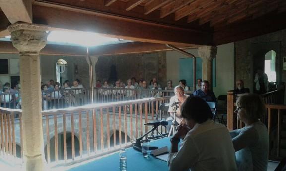 Vés a: Francesc de Dalmases va parlar de llengua i república al Dia de la Memòria 2017