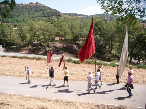 Lladurs celebra una lluïda Festa Major