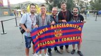 La Penya als Actes del 38è Congrés Mundial de Penyes i al Gamper