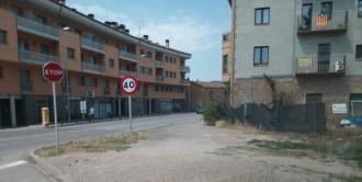 Queixa per l'estat de les voreres i carrers de Solsona