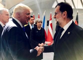 Vés a: Trump, May, Macron i Juncker se solidaritzen per l'atemptat de Barcelona