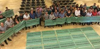 Un centenar d'alcaldes s'adhereixen al manifest en defensa de la pagesia