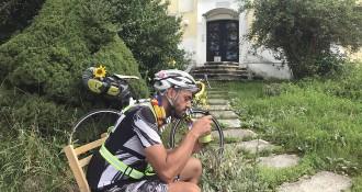 Enric Burgstaller finalitza la Transcontinental en bicicleta després de 17 dies i 4.177 quilòmetres