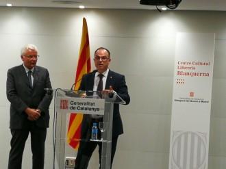 Vés a: Turull acusa el TC de ser un «decorador jurídic» de les decisions del govern espanyol