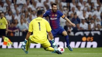 Vés a: Un Madrid molt superior guanya la Supercopa contra el Barça