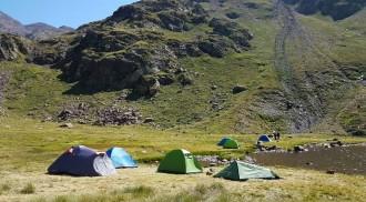 Vés a: Els Agents Rurals es plantegen comissar les tendes de les acampades il·legals