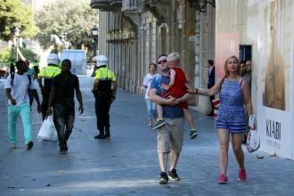 Vés a: Consternació i prudència entre els polítics catalans i espanyols per l'atemptat