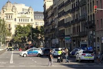 Condemna unànime de tots els grups municipals de l'Ajuntament contra l'atemptat de Barcelona