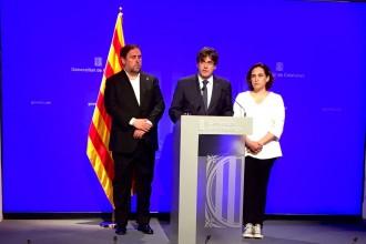 Vés a: Puigdemont: «Hem estat, som i serem gent de pau i d'acollida»